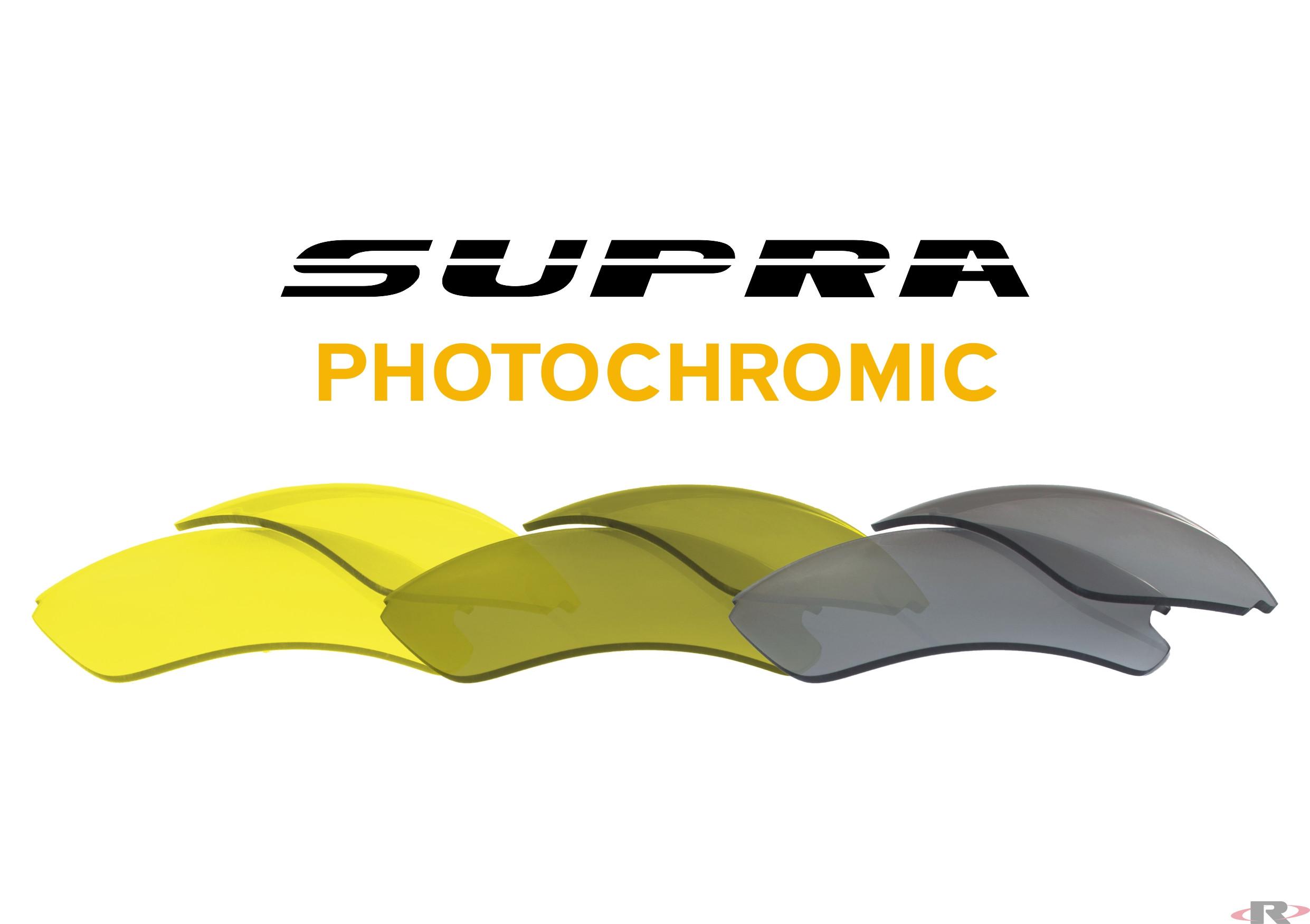 SUPRA LENS R611 photochromic