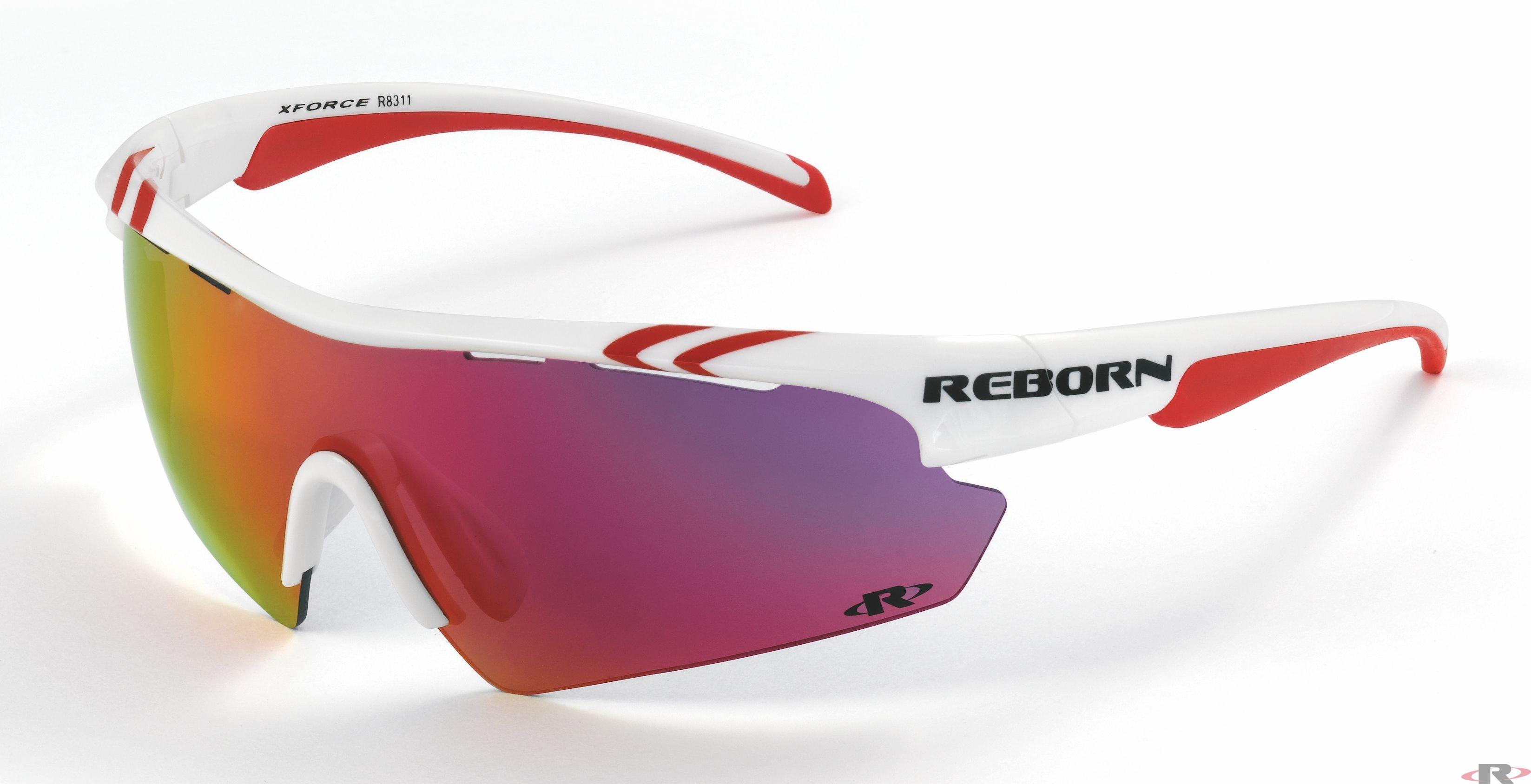 X-PRO weiss-rot / revo red
