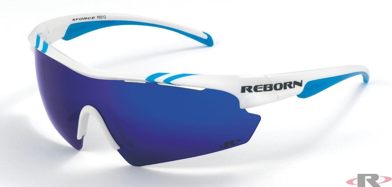 X-PRO weiss-blau / revo blau