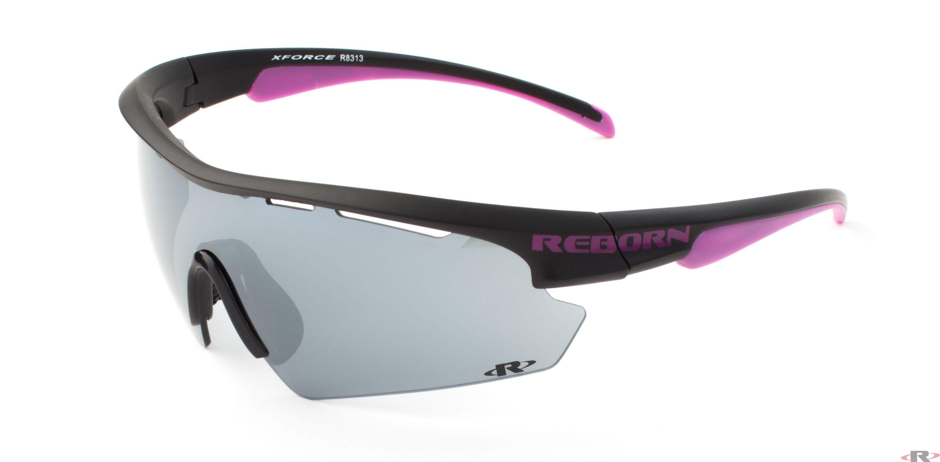 X-PRO schwarz matt-pink