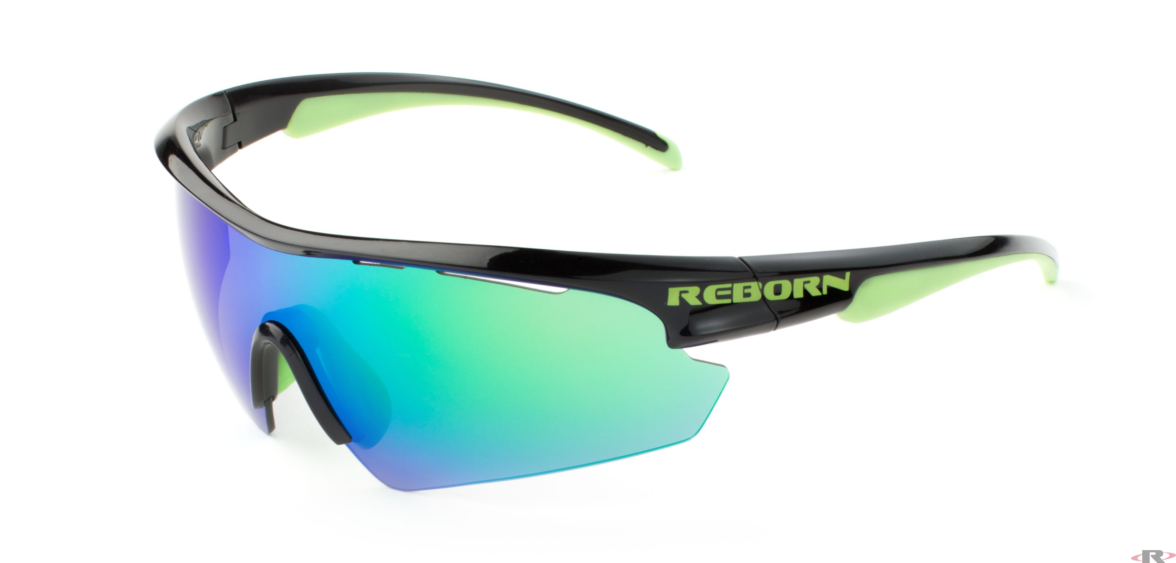 X-PRO schwarz-grün / revo grün