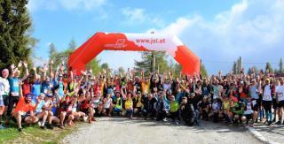 Der JOLsport Run Kärnten ist gelaufen