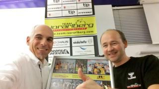 Partnerschaft mit Team Vorarlberg verlängert