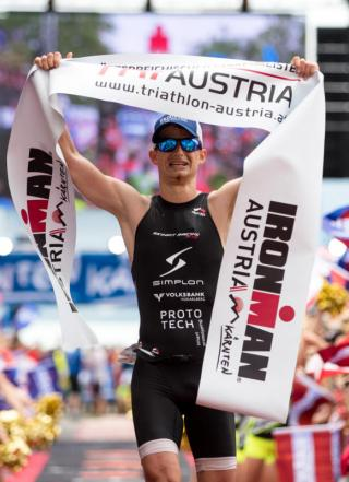 Ironman- Debüt mit Top 10 Platzierung und Rekord